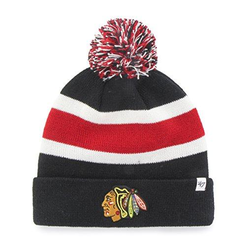 Chicago Blackhawks Baby Beanie Blackhawks Baby Beanie