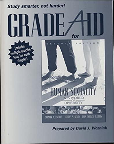 Human sexuality book 7th edition
