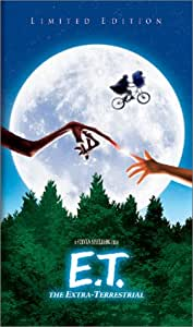 ET: The Extra Terrestrial (Limited Edition) [VHS]