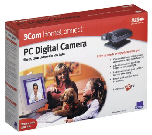 3COM HOMECONNECT USB CAMERA WINDOWS VISTA DRIVER