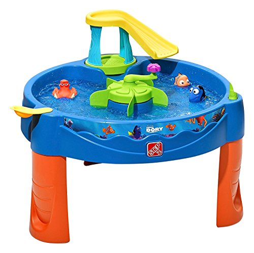 Step2 Finding Dory Swim and Swirl Water Table for Kids with