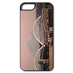 IPhone 5/5S Cover, Mountain White/black Covers For IPhone 5 5S