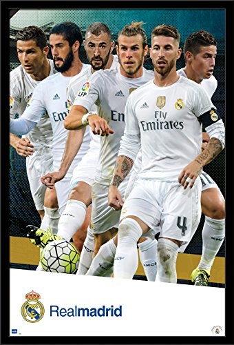 Trends International Wall Poster Real Madrid Assorted Players