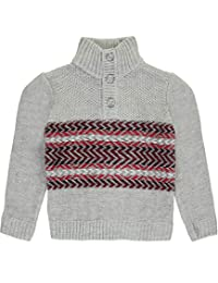"Nautica Little Boys' ""Rocky Shoreline"" Sweater"