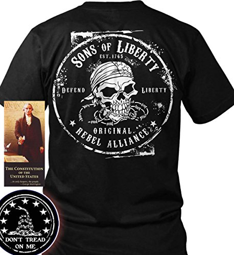 Sons Of Liberty Shirts - 3