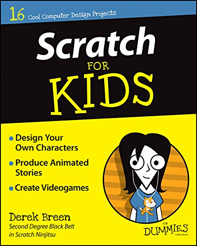 Scratch For Kids For Dummies (For Design Dummies Graphics)
