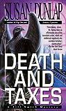 Death and Taxes, Susan Dunlap, 0440214068