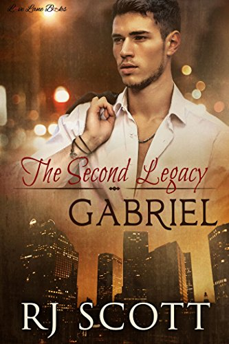 Amber Contemporary Ring - Gabriel (Legacy Series Book 2)