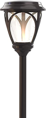 Malibu Kristi Collection LED 0.8 Watts Low Voltage Pathway Light Outdoor Garden Lights Landscape Lights for Lawn, Patio, Yard, Walkway, Driveway 8422-3103-01