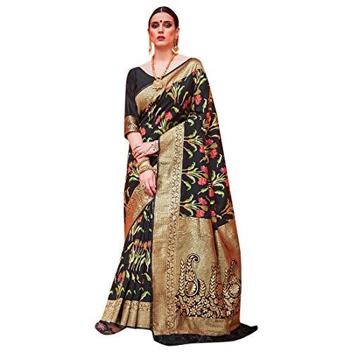 Collection of Designer Kalanandan Silk Saree Sari Blouse Formal Wear Zari Women Dress Indian 782 ()