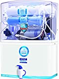 KENT Pride 15-Litres Mineral RO Water Purifier (White)