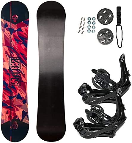 STAUBER Snowboard All Terrain Directional Bindings product image