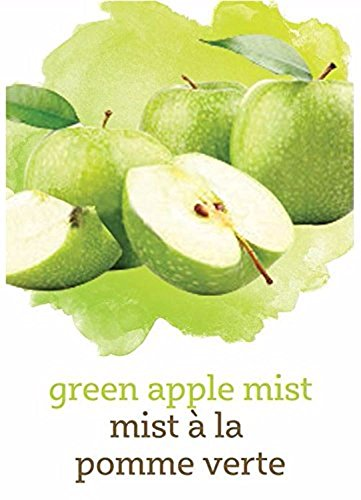 (Home Brew Ohio  Mist Wine Labels (Green Apple Mist))