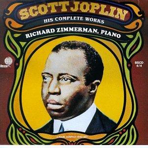 Scott Joplin: His Complete Works by Bescol