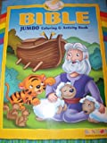 Bible Jumbo Coloring & Activity Book ~ Noah with the Animals