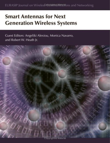 Smart Antennas for Next Generation Wireless Systems