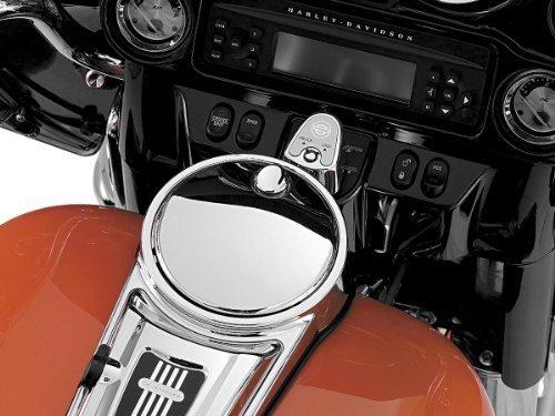 Kuryakyn Push-Button Fuel Door Latch