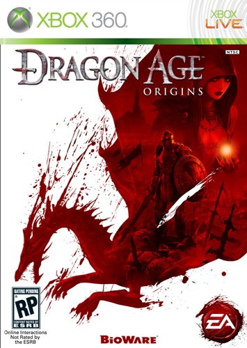 Xbox 360 Box Art (Dragon Age: Origins - Xbox 360)