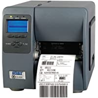 Datamax KJ2-00-08900Y07 M-4210 M-Class Printer, SER/PAR/USB/Ethernet, 203 DPI, Internal Rewind, Peel and Present Sensor, 10 IPS, 3 Media Hub, Power Cord, 4 Direct Thermal
