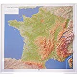 RELIEF FRANCE GENERALE  1/1M4