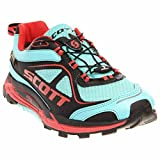 Cheap Scott Running Women's Eride Nakoa Trail GTX Womens Walking Shoe,Blue/Red,9.5 C US