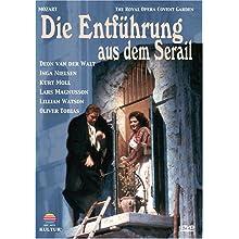 Mozart - Die Entfuhrung aus dem Serail / Nielsen, Watson, van der Walt, Magnusson, Moll, Tobias, Solti, Covent Garden Opera (2005)