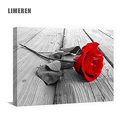 4afb3b520fcd ZWareHouse Painting   Calligraphy - Unframed Rose Flower DIY Coloring by  Number Modular Picture Canvas Acrylic