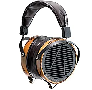 Audeze LCD3 Planar Magnetic Headphones with Leather Earpads and Travel Case