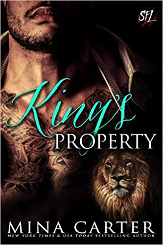 King's Property by Mina Carter