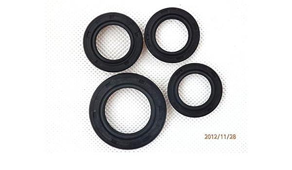 yunshuo patinete motor retén de aceite Set 4pcs GY6 125 cc ...