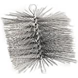"UNITED STATES HDW MFG/U S HA BR0302 12"" x 12"" Wire Chime Brush"