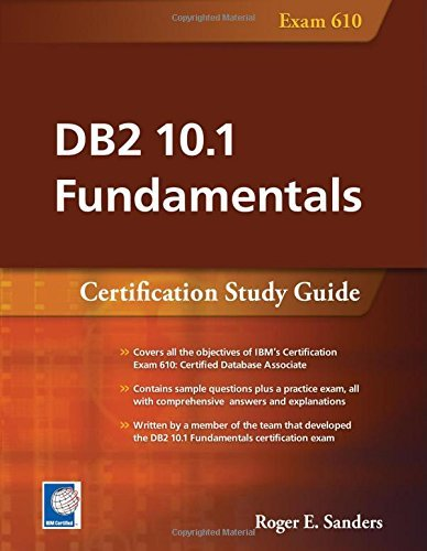 Download DB2 10.1 Fundamentals: Certification Study Guide Pdf