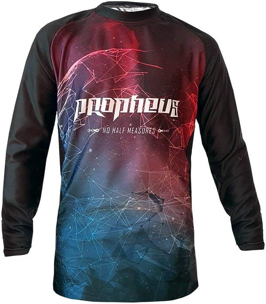 Propheus Mtb Mx Kids Kinder Jersey Intergalactic Langarm Downhill Enduro Und Motocross Bekleidung
