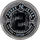 Derek Jeter Retirement Logo 2014 Season #2 Authenticated Game Used Uniform Capsule 9/26/2014 HZ518505 MLB Major League Baseball Authenticated