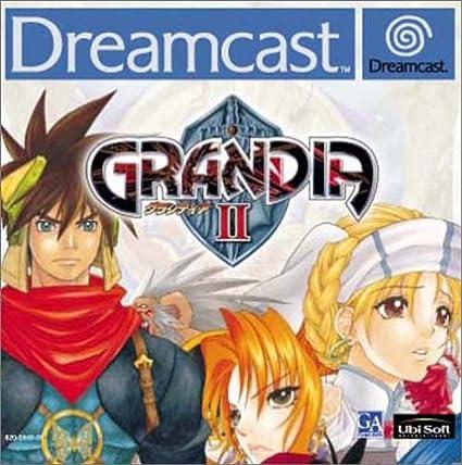 Grandia II ISO Dreamcast - NostalgiaLand