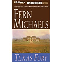 Texas Fury(Cass)(Libr.)(Unabr.)