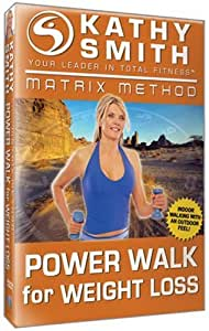 Kathy Smith - Matrix Method - Power Walk for Weight Loss