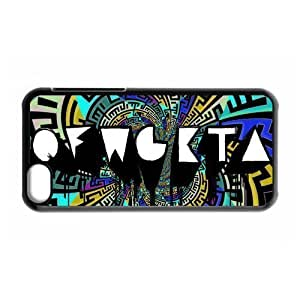 Gators Florida USA Popular Hip Hop Odd Future Wolf Gang Kill Them All OFWGKTA iphone 5c Hard Plastic Phone Case