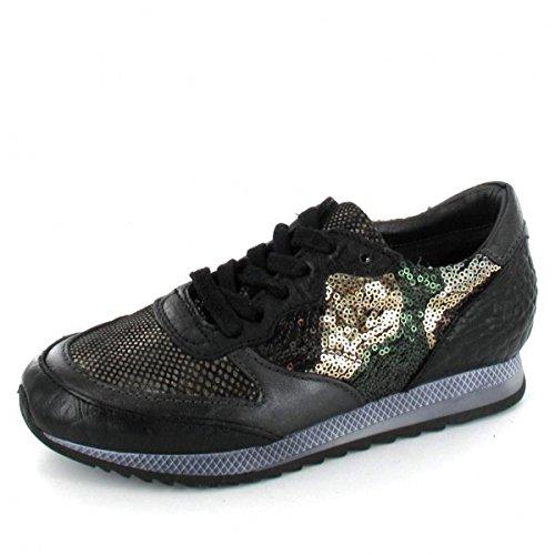 Mjus Sneaker , Farbe: schwarz