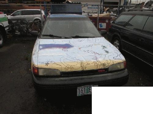 Mazda B499-58-560A Window Regulator