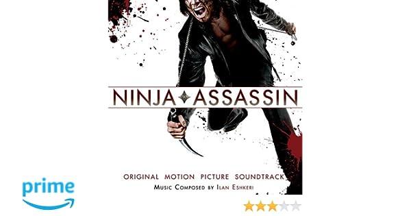 Ninja Assassin Soundtrack