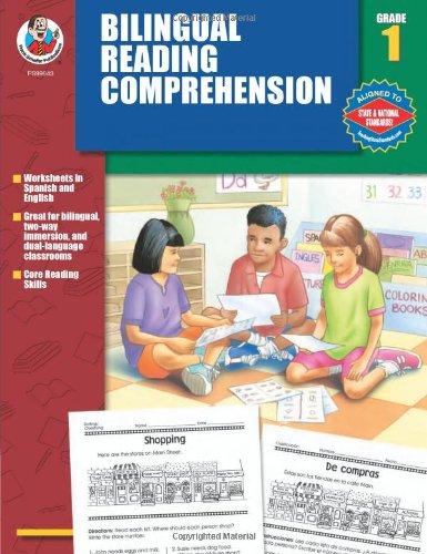Bilingual Reading Comprehension, Grade 1 pdf