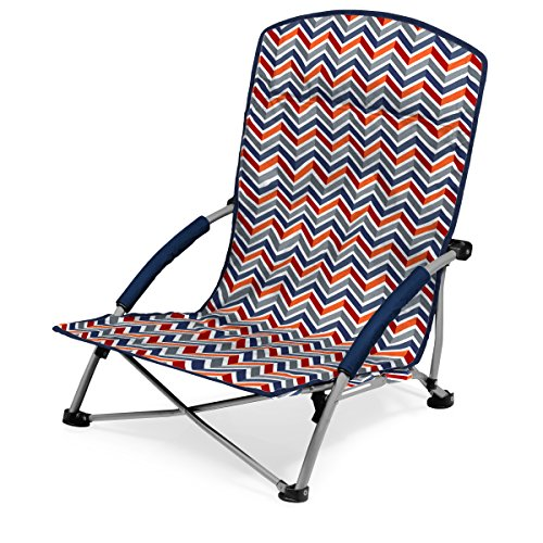 ONIVA - a Picnic Time Brand Tranquility Portable Folding Beach Chair, Vibe Collection ()