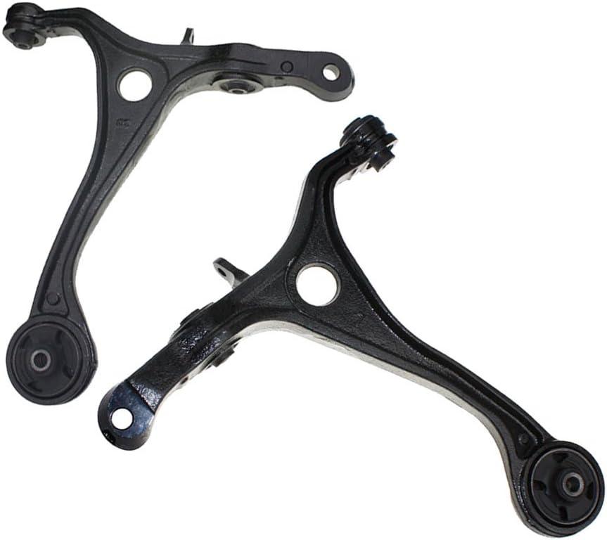 MILLION PARTS 2 Pcs Front Lower Control Arm Suspension Kit K640289 K640290