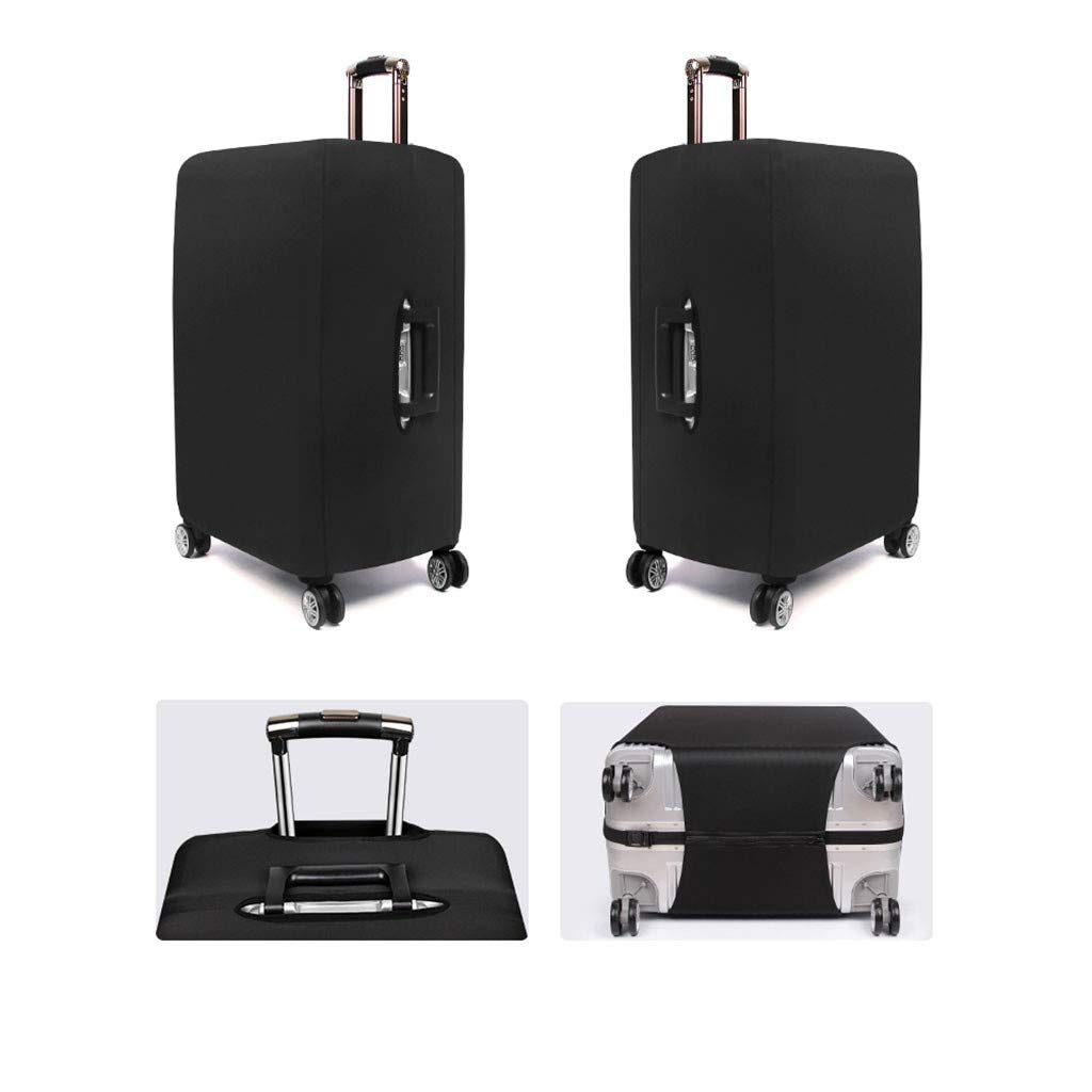 JIUDASG Thicker Travel Luggage Protective Cover Trunk Case Apply to 18-32 Suitcase