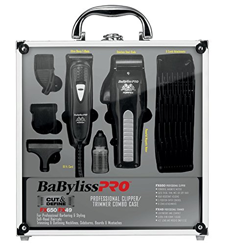 BaBylissPRO Cut and Define Clipper and Trimmer Kit by BaBylissPRO