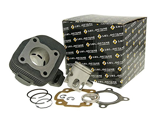 Cylinder Kit 50 cc for CPI, Keeway Euro 2 Straight 12 mm Keeway Euro 2Straight 12mm UNKNOWN