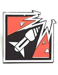 FanFit Gaming Six Siege Ash Enamel Pin - 6 Collection - Ash Operator Icon - Lapel Pin