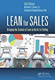 img - for Lean for Sales: Bringing the Science of Lean to the Art of Selling book / textbook / text book