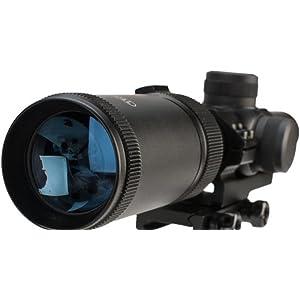 Centerpoint Optics 1-4X20 MSR Riflescope